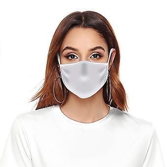 Reusable Fashion Solid Washable Ski Face Mask