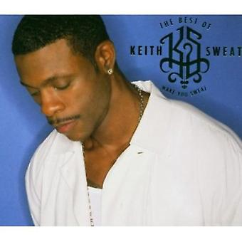 Keith Sweat - Best of Keith Sweat: Make You Sweat [CD] USA import