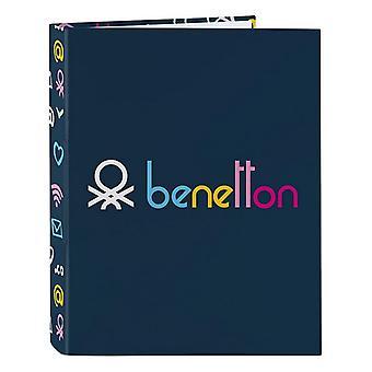Rengaskansio Benetton Dot Com A4