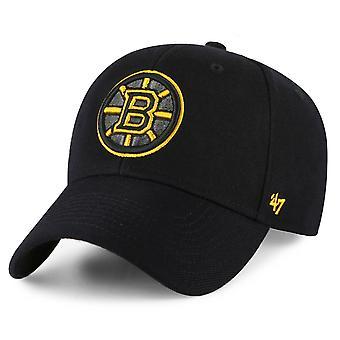 47 Brand Snapback Cap - NHL Boston Bruins Black
