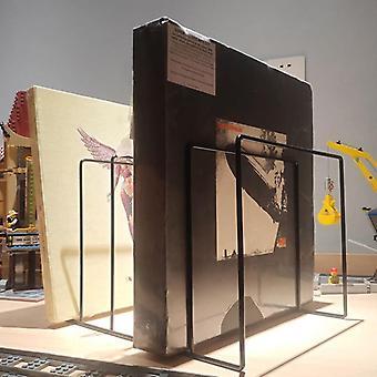 Metal Lp Vinyl Record Display Hylde Exhibit Stand Holder