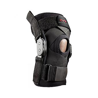 Mcdavid 429X Hinged Knee Brace Support With Crossing Straps Steel Support