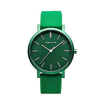 BERING Analogueic Watch Quartz Unisex with Silicone Strap 16934-899
