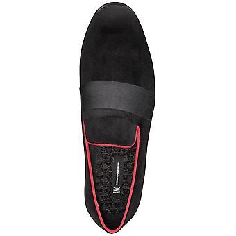 INC International Concepts Mens Kaizer Velvet Loafers