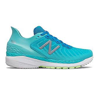New Balance Fresh Foam 860v11 Women's Road Running Shoes, Virtual Sky/Lime Glo