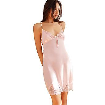 Regenboghorn Sexy Lingerie Nightdress Lace Sling Pajamas Robe Sleepwear D7809