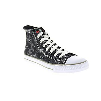 Ed Hardy Adult Mens Eagle Lifestyle Sneakers