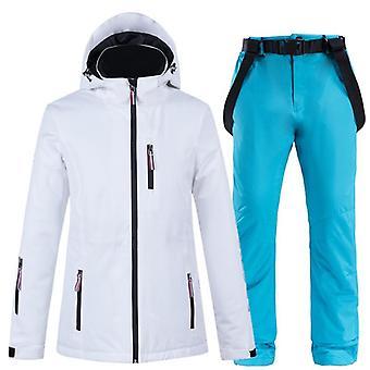 スキースーツ, 冬のスノースキージャケットパンツ