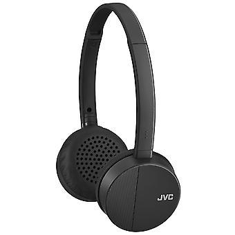 JVC HAS24WBE Street Sound Bluetooth På hörlurar - Svart