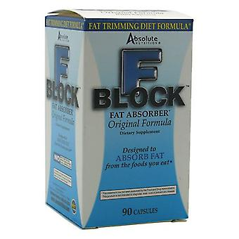 Absolute Nutrition Fblock With Chitosan, 90 CP EA