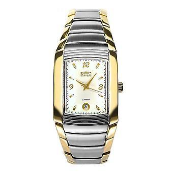 BWC Swiss - Wristwatch - Men - Quartz - 20781.52.03