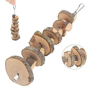 Petits animaux de compagnie Pomme Bois Mâcher bâtonnets de verseau Rameaux