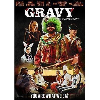 Gravy [DVD] USA import