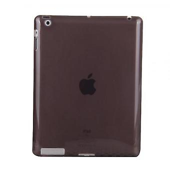 Smooth Surface Tpu Protective Case For Ipad 2/3/4