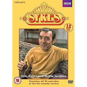 Sykes: The Complete Series DVD