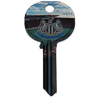Newcastle United FC dörr nyckel