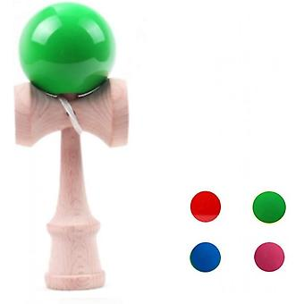 Japanese Kendama Comes With An Alternative Wooden Capture Game, A Natural Wooden Address And Colorful High Gloss, Adapted To Beginners, Professionals