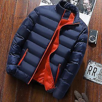 Winter Coat Men Parkas Warm Jacket