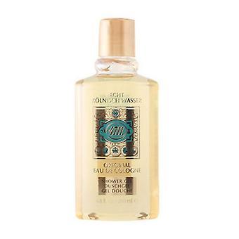 Shower Gel Eau de Cologne 4711 (200 ml)