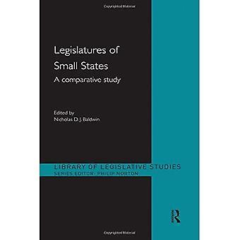 Små staters lagstiftande organ: En jämförande studie (Biblioteket för lagstiftningsstudier)