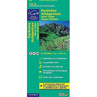 Pyrenees Ariegeoises / Mont� Valier / Pique D'Estats: 2012