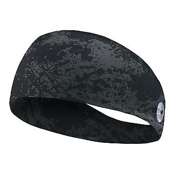Fast Dry Yoga Sports Headband Multifunction Fitness Hair Band