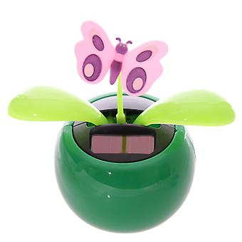 Puckator nyheten Solar Pal pryde, grønne sommerfugl