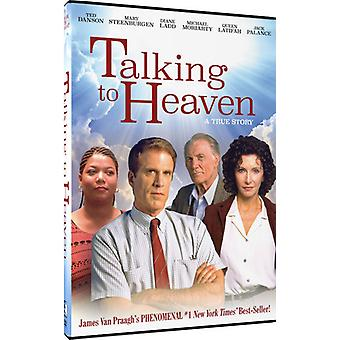 Talking to Heaven [DVD] USA import