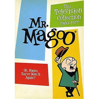 Mr Magoo: TV-samling [DVD] USA import