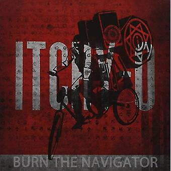Itchy-O - Burn den Navigator [CD] USA import