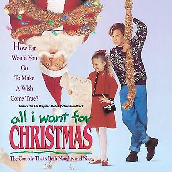 All I Want for Xmas - All I Want for Xmas [CD] USA import
