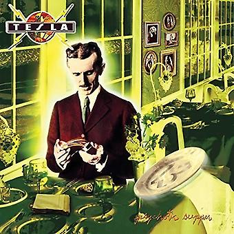 Tesla - Psychotic Supper/2LP [Vinyl] USA import