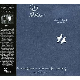Masada Quintet - Stolas: Het boek van engelen Vol. 12 [CD] USA import