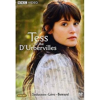 Tess of the D'Urbervilles (2008) [DVD] USA import