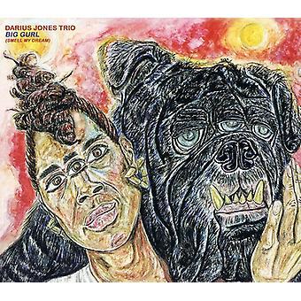 Darius Jones Trio - Big Gurl (Smell My Dream) [CD] USA import