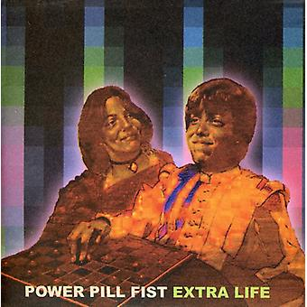Power Pill Fist - Extra Life [CD] USA import