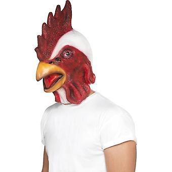 Kurczaka maska maska kurczaka kogut kurczak maska