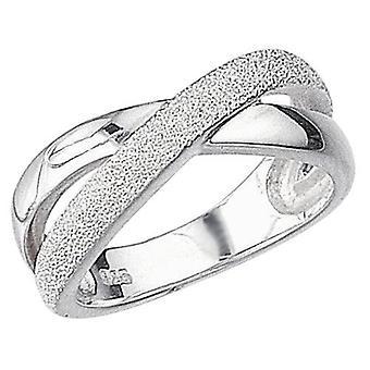 Argento 925 interlacciato anello