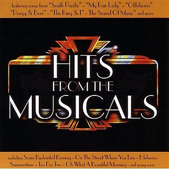 Hits From the Musicals - Hits From the Musicals [Columbia River] [CD] USA import