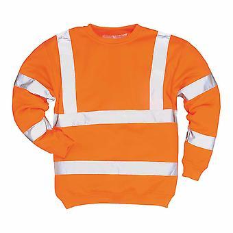 Portwest - Hi-Vis bezpieczeństwa Odzież robocza długi rękaw Bluza