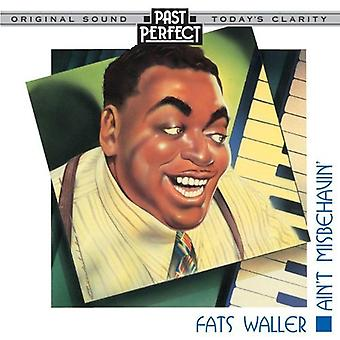 FATS Waller: - to nie Misbehavin' - instrumentalny 30s & 40s Jazz Audio CD
