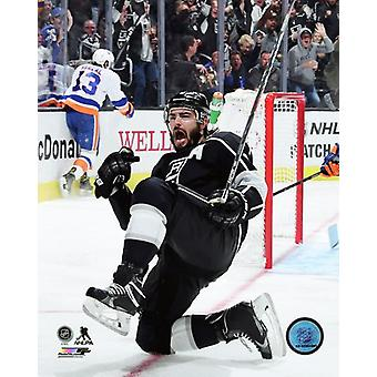 Drew Doughty 2017-18 Action Photo Print