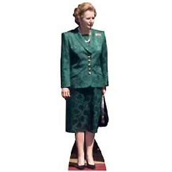 Découpe de carton de Margaret Thatcher (Parti conservateur)