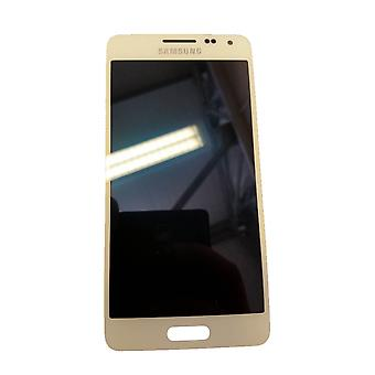 Samsung Galaxy Alpha SM-G850 LCD og Touch hvit