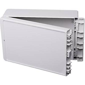 Bopla Bocube B 261709 PC-V0-7035 Carcasa de montaje en pared, Soporte de montaje 170 x 271 x 90 Policarbonato (PC) Gris-blanco (RAL 7035) 1 ud(s)