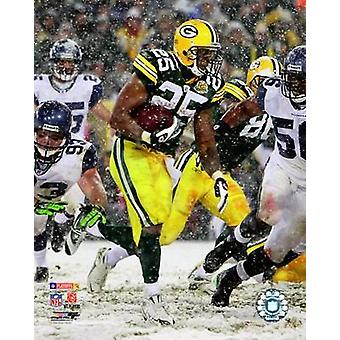 Ryan Grant 2007 NFC Divisional Playoff spel Action Photo Print