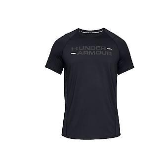 Under Armour MK1 SS Wordmark Tee 1327248-001  Mens T-shirt
