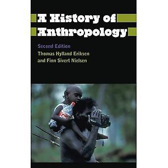 En historia av antropologi