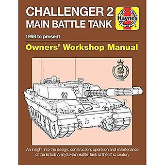 Challenger 2 Main Battle Tank manuel
