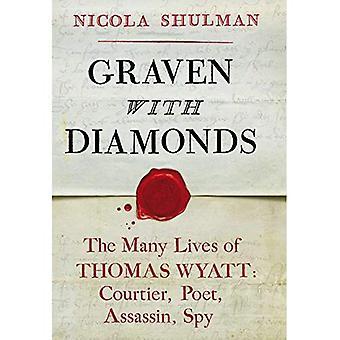 Graven met diamanten